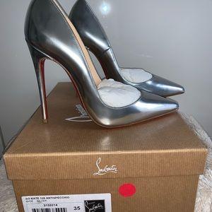 So Kate 120 - Silver size 35/5